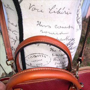 Dooney & Bourke Bags - Dooney & Bourke Deana Satchel